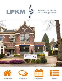LPKM Administraties- screenshot thumbnail