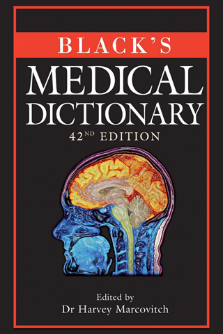 Black's Medical Dictionary- screenshot
