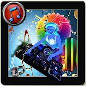 MP3 DJ Music Player/Mixer