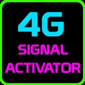 4G network Activation
