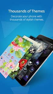 CM Launcher 3D-Theme,Wallpaper- screenshot thumbnail