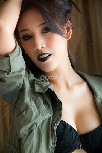 Sensual asian women
