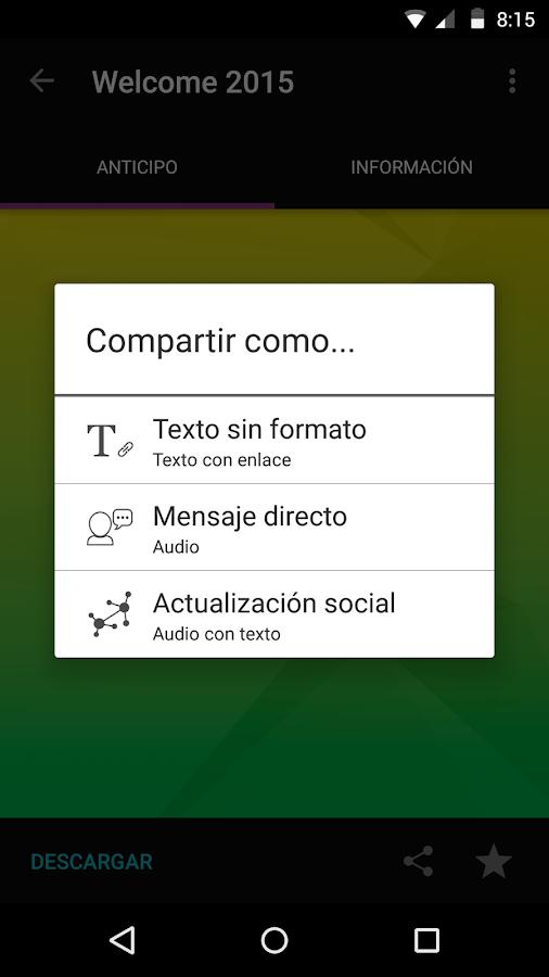 ZEDGE™ Tonos y Fondos: captura de pantalla