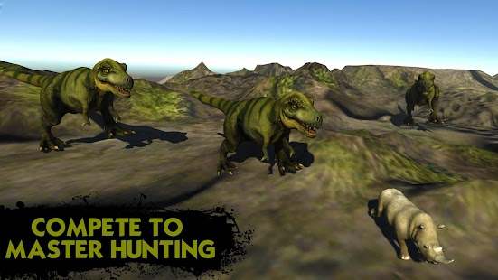 Jurassic Dinosaur Simulator - náhled