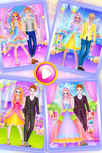 Candy Makeup - Art Salon  screenshots 12