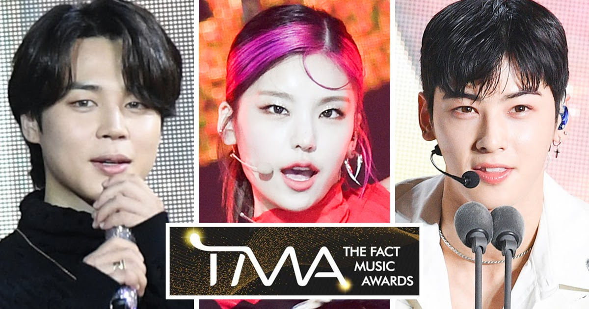 Here Are All The Winners Of The 2021 Fact Music Awards