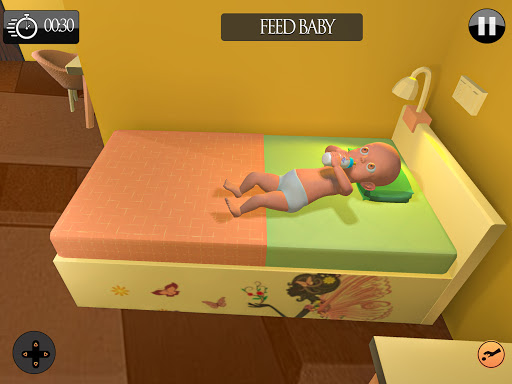 The Baby in dark yellow House chapter 2 cheat hacks