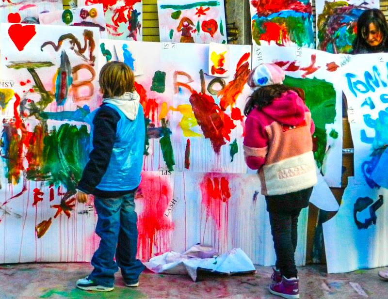 Giovani pittori di si
