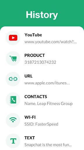 FREE QR Scanner screenshot 3