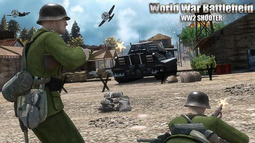 Call of  World War Duty: Shooting Game 1.3 screenshots 11