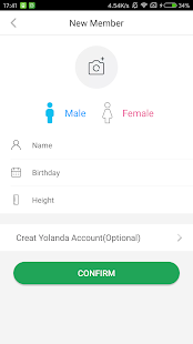 Yolanda-Health Fitness Tool - náhled