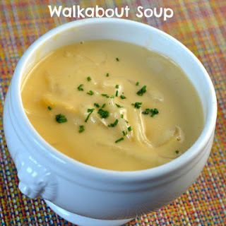 Outback Steakhouse Walkabout Soup.