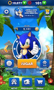 Sonic Dash (MOD) 5