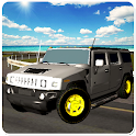Highway Jeep Racer 2016 icon
