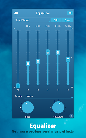 android Music - Mp3 Player Screenshot 4