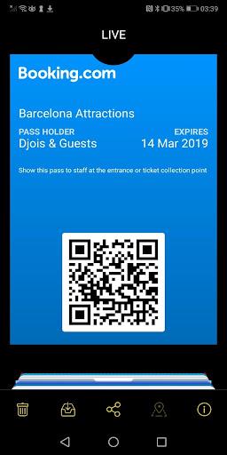 PassWallet - Passbook + NFC Apk 2