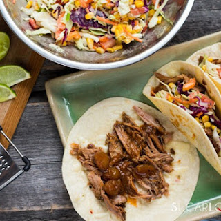 Whiskeyed Pulled Pork Tacos Recipe