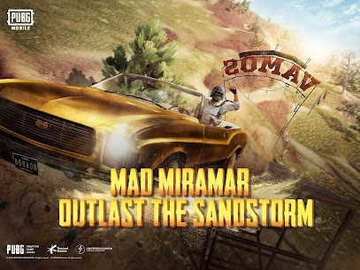 PUBG MOBILE – Mad Miramar 9