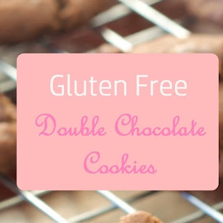 Gluten Free Double Chocolate Cookies