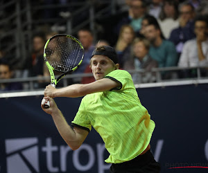 België telt tennisspeler minder: chronische blessure zorgt voor vroegtijdig afscheid