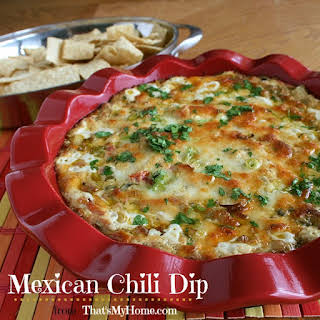 Mexican Pepper Dip.