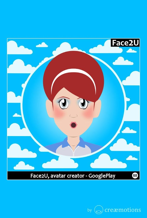Character Design Apps For Android : Face u avatar creator android apps on google play