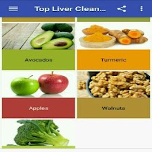 Top Liver Cleansing Foods screenshot thumbnail