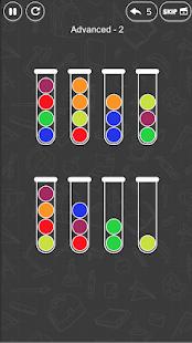 Color Balls Puzzle