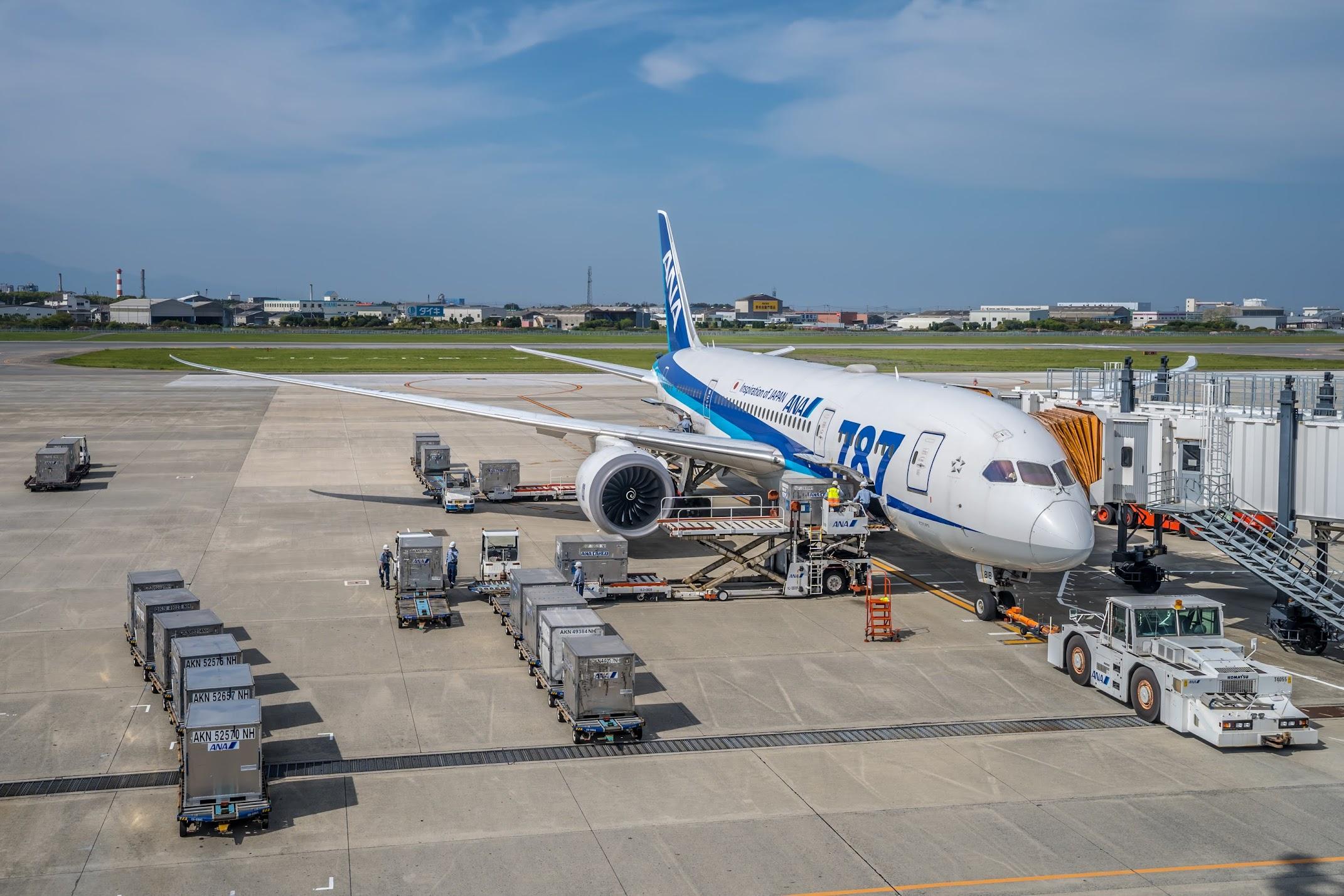 Matsuyama Airport Observation deck5