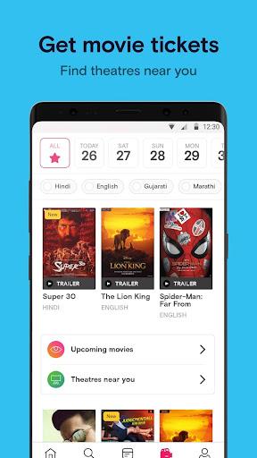 Paytm Insider: Movie Tickets, Events & Gameshows 4.3.1 screenshots 3