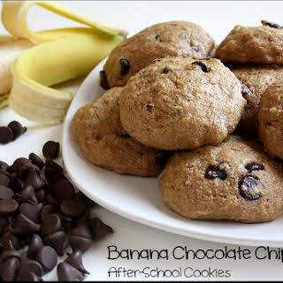 Banana Chocolate Chip Cookies Applesauce Recipes.