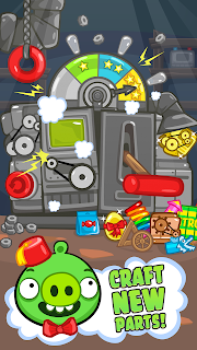 Bad Piggies HD screenshot 02