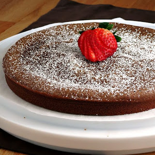 How to Make Gluten Free Garbanzo Bean Chocolate Cake Dessert