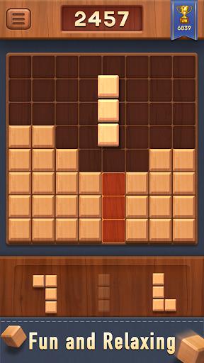 Woodagram - Classic Block Puzzle Game filehippodl screenshot 2