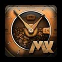 MXHome Coffee Watch Free Theme icon