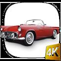 Retro Car HD Live Wallpaper icon
