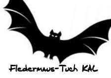 Fledermaus-Tuch KAL