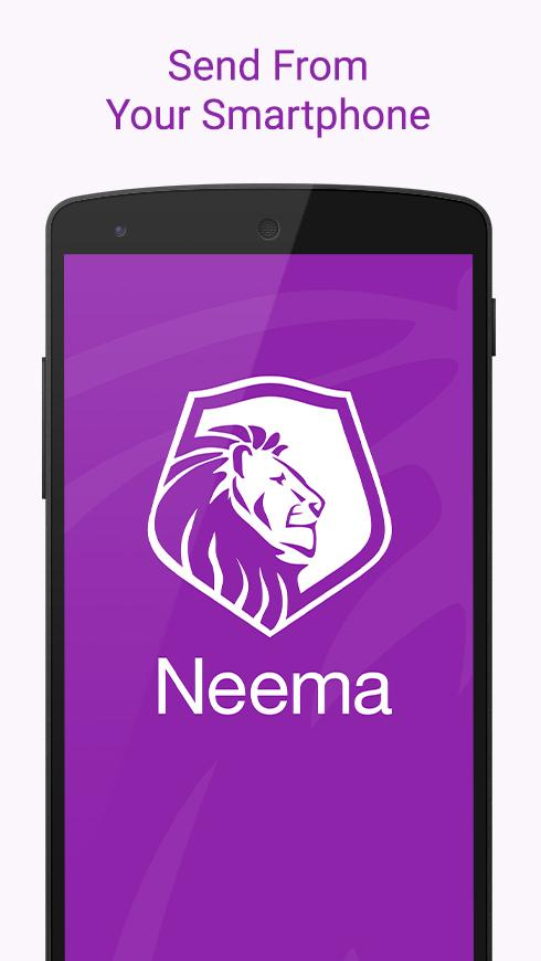 Neema- screenshot