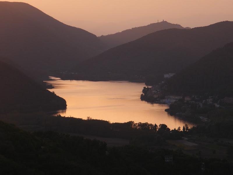 il lago dorato di pilotto