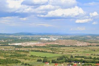 Photo: jedne z największych w Europie i na świecie zakłady przemysłu cementowo-wapienniczego Cementownia Nowiny