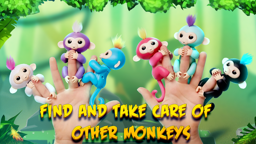 Fingerlings Fun Monkey WowWee Screenshot