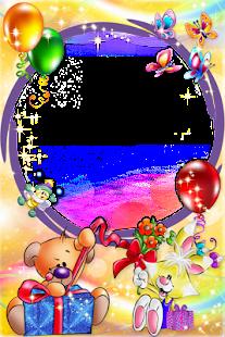Kids Birthday Frame - náhled