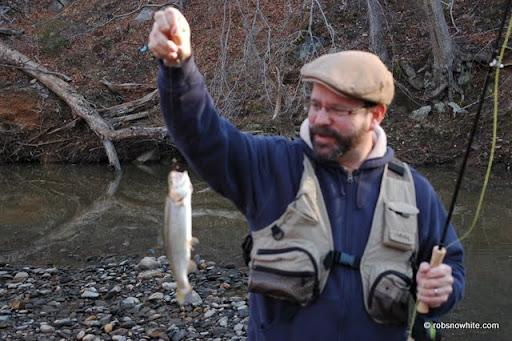 holmes run trout