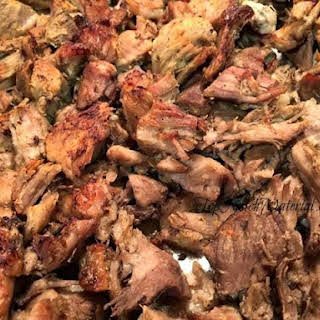 Pork Carnitas.