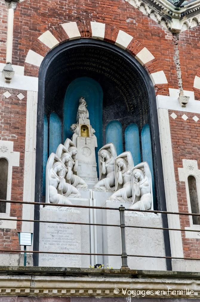 Cimetière Monumental Milan -