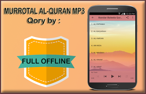 Bandar Baleela Full Quran Mp3 Offline 4.0 MOD Apk Download 3