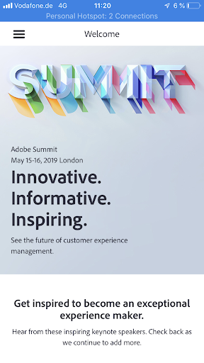 Adobe Summit EMEA 2019 4.0.1 Apk for Android 1