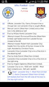 biNu: News & Soccer screenshot 6