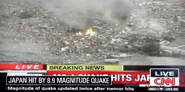 Tsunami Jepang 11 Maret 2011