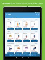 Screenshot of Walgreens